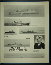 Page 7, 1980 Edition, Spiegel Grove (LSD 32) - Naval Cruise Book online yearbook collection