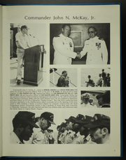 Page 9, 1980 Edition, Spiegel Grove (LSD 32) - Naval Cruise Book online yearbook collection