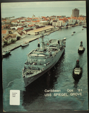 Page 1, 1981 Edition, Spiegel Grove (LSD 32) - Naval Cruise Book online yearbook collection