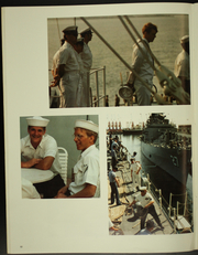 Page 12, 1981 Edition, Spiegel Grove (LSD 32) - Naval Cruise Book online yearbook collection