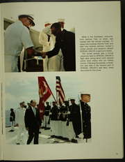 Page 17, 1981 Edition, Spiegel Grove (LSD 32) - Naval Cruise Book online yearbook collection