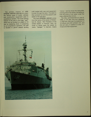 Page 9, 1981 Edition, Spiegel Grove (LSD 32) - Naval Cruise Book online yearbook collection