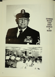 Page 10, 1987 Edition, Spiegel Grove (LSD 32) - Naval Cruise Book online yearbook collection