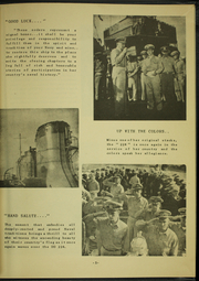 Page 13, 1945 Edition, Stewart (DD 224) - Naval Cruise Book online yearbook collection