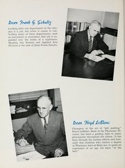 Page 12, 1955 Edition, South Dakota State College - Jack Rabbit Yearbook (Brookings, SD) online yearbook collection