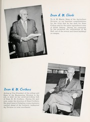 Page 13, 1955 Edition, South Dakota State College - Jack Rabbit Yearbook (Brookings, SD) online yearbook collection