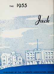 Page 6, 1955 Edition, South Dakota State College - Jack Rabbit Yearbook (Brookings, SD) online yearbook collection