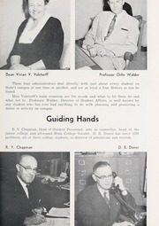 Page 17, 1956 Edition, South Dakota State College - Jack Rabbit Yearbook (Brookings, SD) online yearbook collection