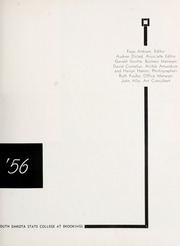 Page 7, 1956 Edition, South Dakota State College - Jack Rabbit Yearbook (Brookings, SD) online yearbook collection