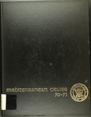 Page 1, 1971 Edition, Stribling (DD 867) - Naval Cruise Book online yearbook collection