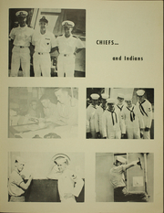 Page 15, 1961 Edition, Strong (DD 758) - Naval Cruise Book online yearbook collection