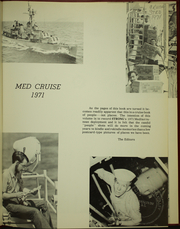 Page 5, 1971 Edition, Strong (DD 758) - Naval Cruise Book online yearbook collection
