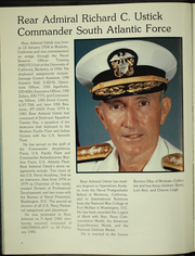 Page 10, 1985 Edition, Stump (DD 978) - Naval Cruise Book online yearbook collection