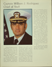 Page 11, 1985 Edition, Stump (DD 978) - Naval Cruise Book online yearbook collection