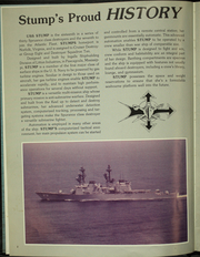 Page 6, 1985 Edition, Stump (DD 978) - Naval Cruise Book online yearbook collection