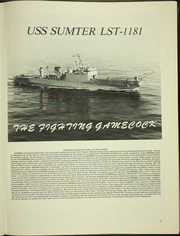 Page 5, 1987 Edition, Sumter (LST 1181) - Naval Cruise Book online yearbook collection