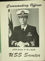 Page 6, 1987 Edition, Sumter (LST 1181) - Naval Cruise Book online yearbook collection