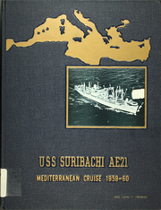 Page 1, 1960 Edition, Suribachi (AE 21) - Naval Cruise Book online yearbook collection