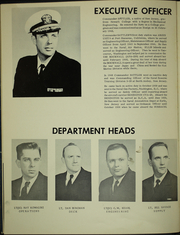 Page 10, 1960 Edition, Suribachi (AE 21) - Naval Cruise Book online yearbook collection