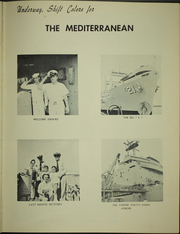 Page 11, 1960 Edition, Suribachi (AE 21) - Naval Cruise Book online yearbook collection
