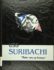 Page 1, 1992 Edition, Suribachi (AE 21) - Naval Cruise Book online yearbook collection