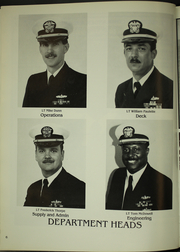 Page 10, 1992 Edition, Suribachi (AE 21) - Naval Cruise Book online yearbook collection