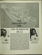 Page 11, 1992 Edition, Suribachi (AE 21) - Naval Cruise Book online yearbook collection