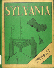 1975 Edition, Sylvania (AFS 2) - Naval Cruise Book