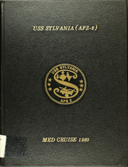 1980 Edition, Sylvania (AFS 2) - Naval Cruise Book