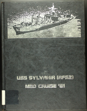 1981 Edition, Sylvania (AFS 2) - Naval Cruise Book