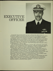 Page 7, 1981 Edition, Sylvania (AFS 2) - Naval Cruise Book online yearbook collection