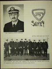 Page 14, 1983 Edition, Sylvania (AFS 2) - Naval Cruise Book online yearbook collection