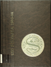 1984 Edition, Sylvania (AFS 2) - Naval Cruise Book