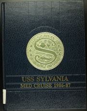 1987 Edition, Sylvania (AFS 2) - Naval Cruise Book