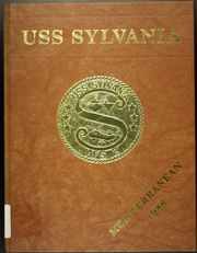 1988 Edition, Sylvania (AFS 2) - Naval Cruise Book