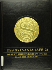 1991 Edition, Sylvania (AFS 2) - Naval Cruise Book