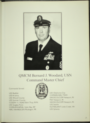 Page 11, 1991 Edition, Sylvania (AFS 2) - Naval Cruise Book online yearbook collection