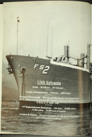 Page 12, 1991 Edition, Sylvania (AFS 2) - Naval Cruise Book online yearbook collection