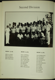Page 16, 1991 Edition, Sylvania (AFS 2) - Naval Cruise Book online yearbook collection