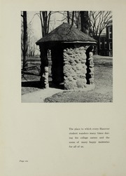 Page 10, 1937 Edition, Hanover College - Revonah Yearbook (Hanover, IN) online yearbook collection