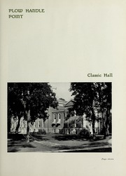Page 15, 1937 Edition, Hanover College - Revonah Yearbook (Hanover, IN) online yearbook collection