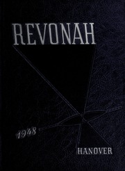 Page 1, 1948 Edition, Hanover College - Revonah Yearbook (Hanover, IN) online yearbook collection