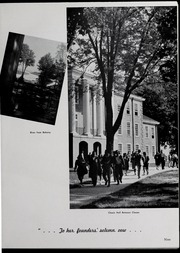 Page 13, 1948 Edition, Hanover College - Revonah Yearbook (Hanover, IN) online yearbook collection