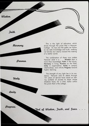 Page 7, 1948 Edition, Hanover College - Revonah Yearbook (Hanover, IN) online yearbook collection