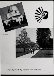 Page 9, 1948 Edition, Hanover College - Revonah Yearbook (Hanover, IN) online yearbook collection