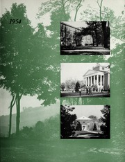 Page 7, 1954 Edition, Hanover College - Revonah Yearbook (Hanover, IN) online yearbook collection