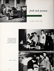 Page 8, 1954 Edition, Hanover College - Revonah Yearbook (Hanover, IN) online yearbook collection