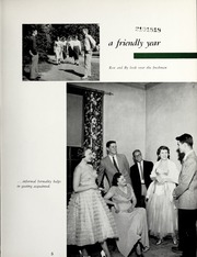 Page 9, 1954 Edition, Hanover College - Revonah Yearbook (Hanover, IN) online yearbook collection
