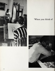 Page 16, 1965 Edition, Hanover College - Revonah Yearbook (Hanover, IN) online yearbook collection