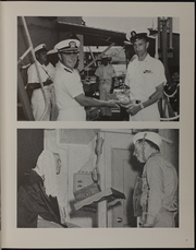 Page 11, 1966 Edition, Tallahatchie County (AVB 2) - Naval Cruise Book online yearbook collection